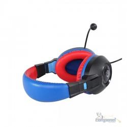 Headset Gamer Flakes Flkh003 Power Nite Renegade P3 Stereo Elg